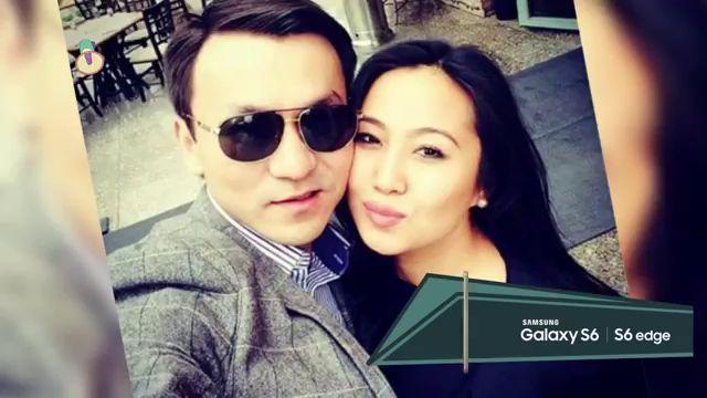 Вторые половинки казахстанских знаменитостей | МИКС ... Санжар Мадиев И Молдир