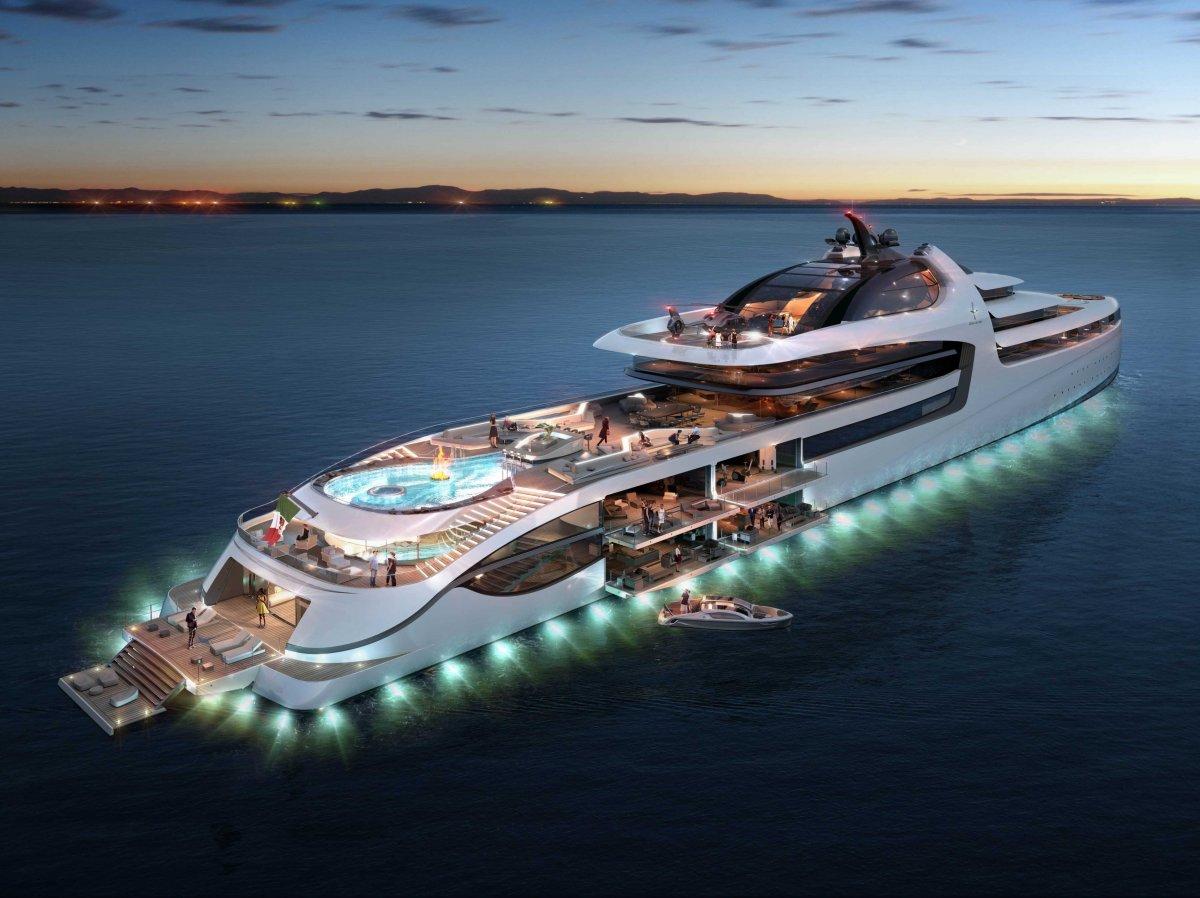 Яхта в мире картинки