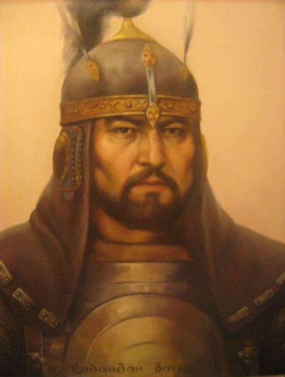 Реферат на тему батыр наурызбай 1685