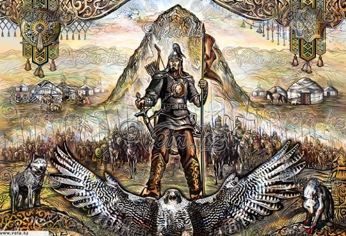 коллекция  Казахское Ханство