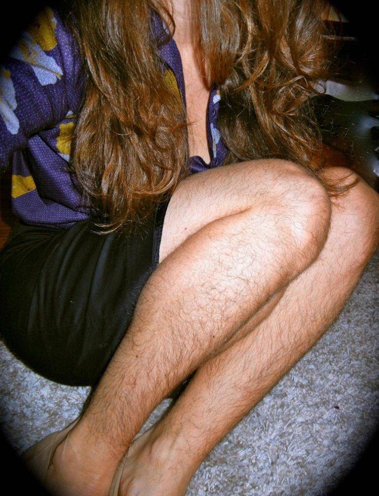 подборка волосатых женских ног меня здесь