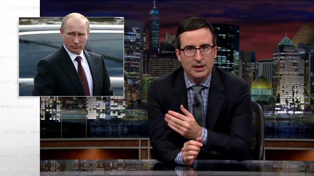© Last Week Tonight with John Oliver