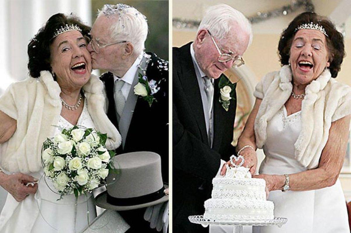 через сколько лет после знакомства женятся
