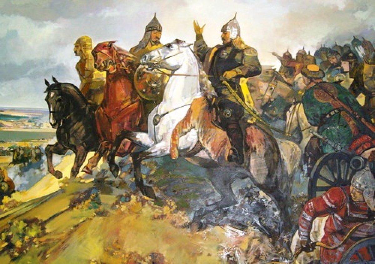 Великие батыры казахской степи   МИКС Tengrinews.kz Батырлар