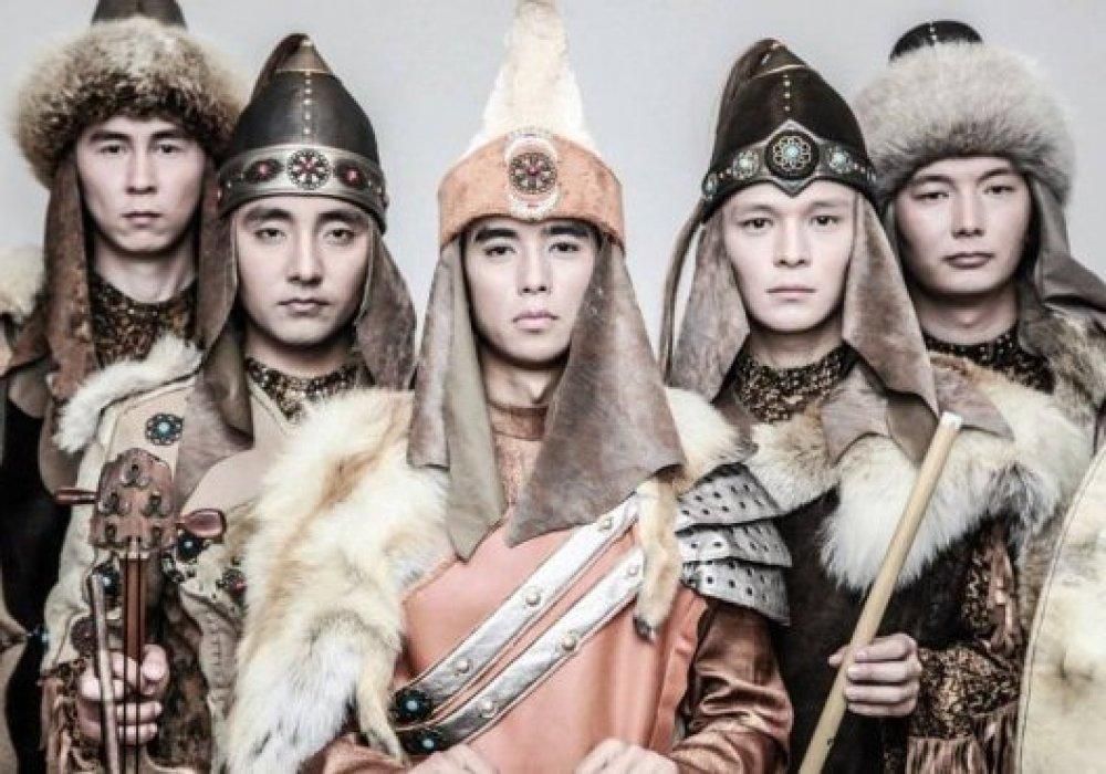 """Группа """"Туран"""". Фото с сайта dknews.kz"""