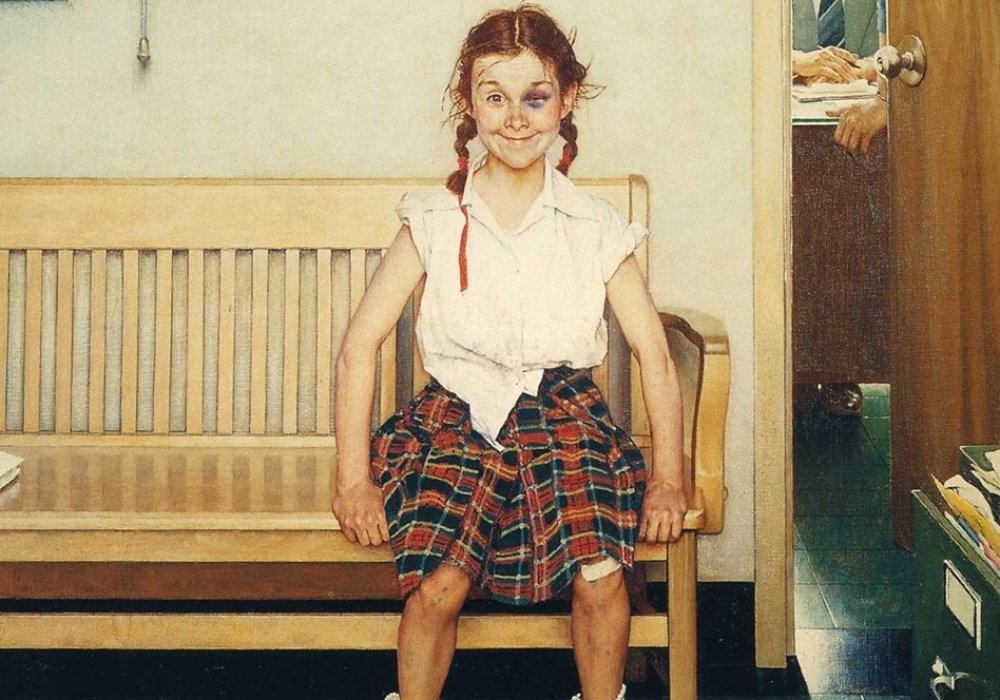 © Norman Rockwell