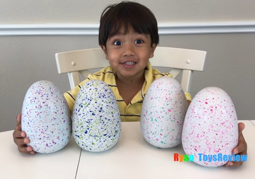 © Ryan ToysReview/Youtube