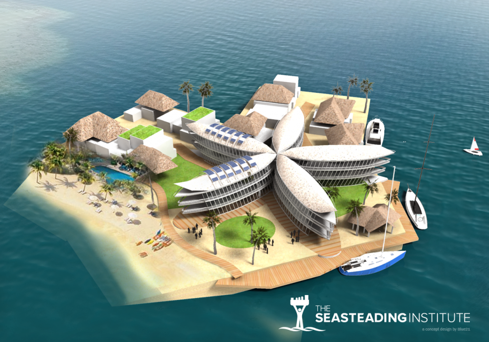 Фото seasteading.org