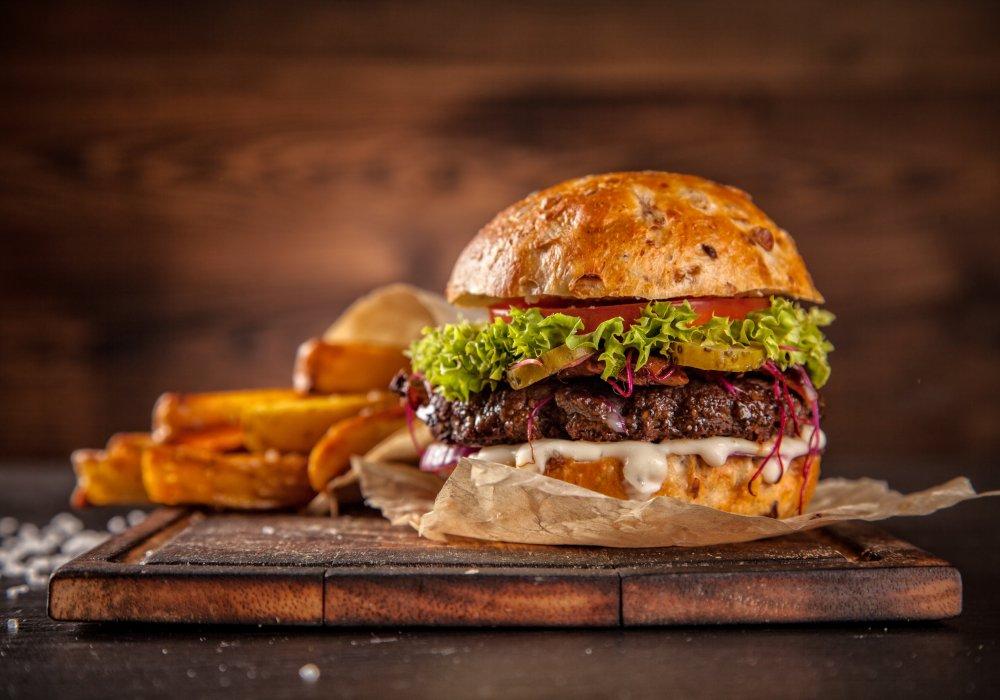 Шеф-повар бургеров: кулинарная история